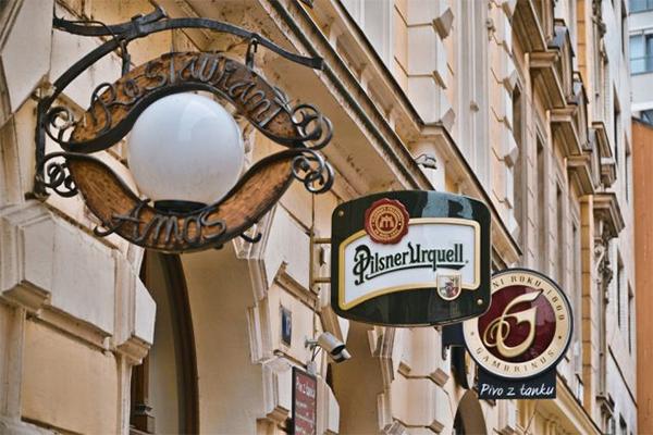 Øl i Prag
