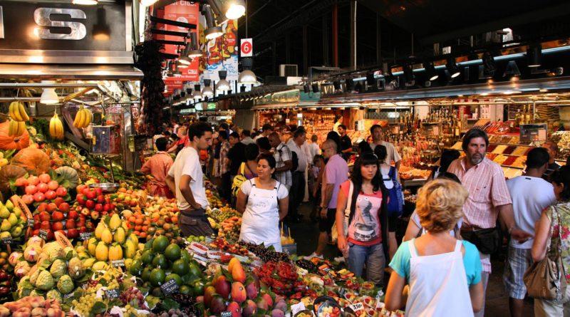 Barcelona shopping