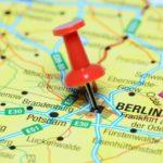 Berlin kort