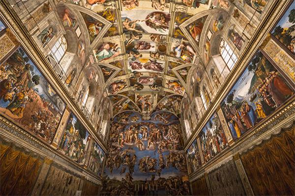 Det Sixtinske Kapel