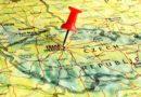 Kort over Prag