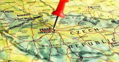 Prag kort