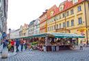 Shopping i Prag