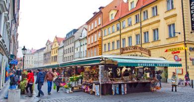 Prag shopping