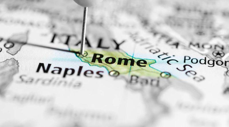 Rom kort