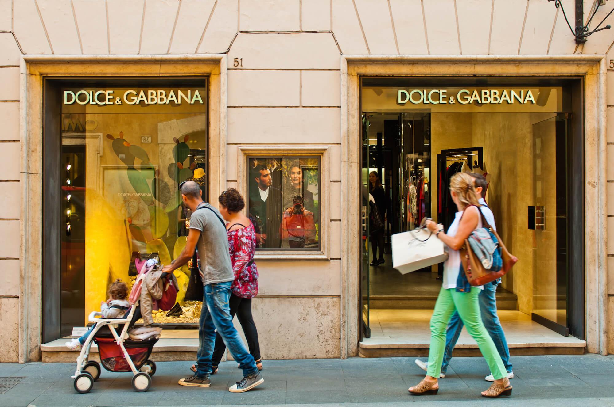 Rom shopping